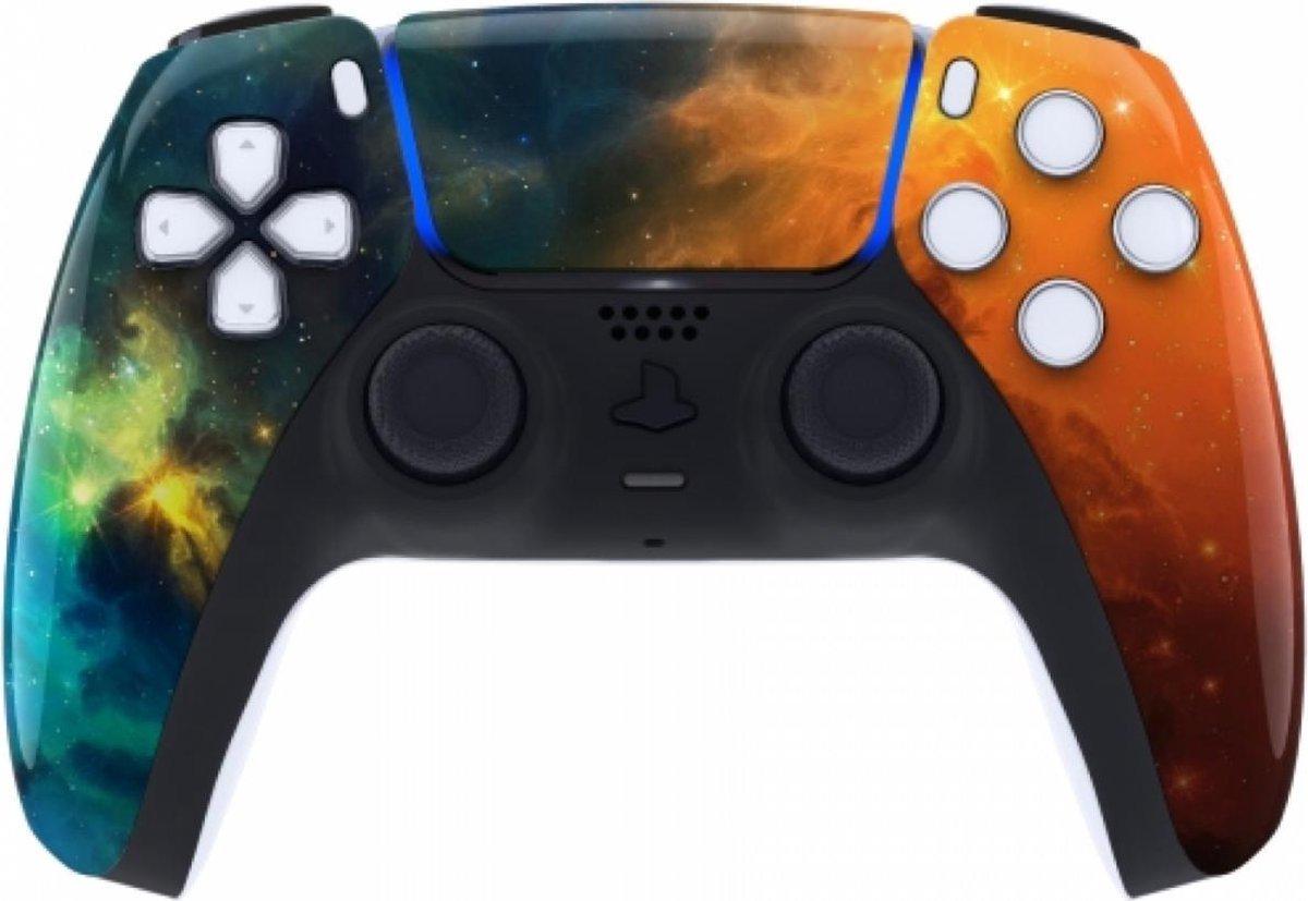 Sony PS5 DualSense Draadloze Controller – Starry Sky Front Custom