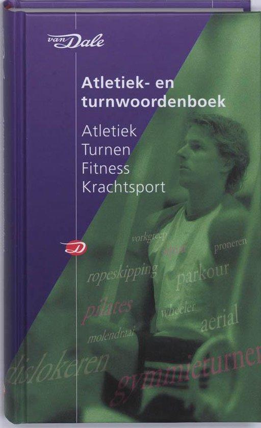 Van Dale Atletiek- En Turnwoordenboek - Jan Luitzen |