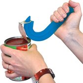 Aidapt Ringblikopener - Blauw - Plastic