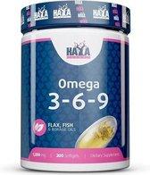 Omega 3-6-9 Haya Labs 200softgels