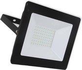 LED Breedstraler - Schijnwerper - Bouwlamp - 50 Watt - 4000K - IP65 - 5 jaar