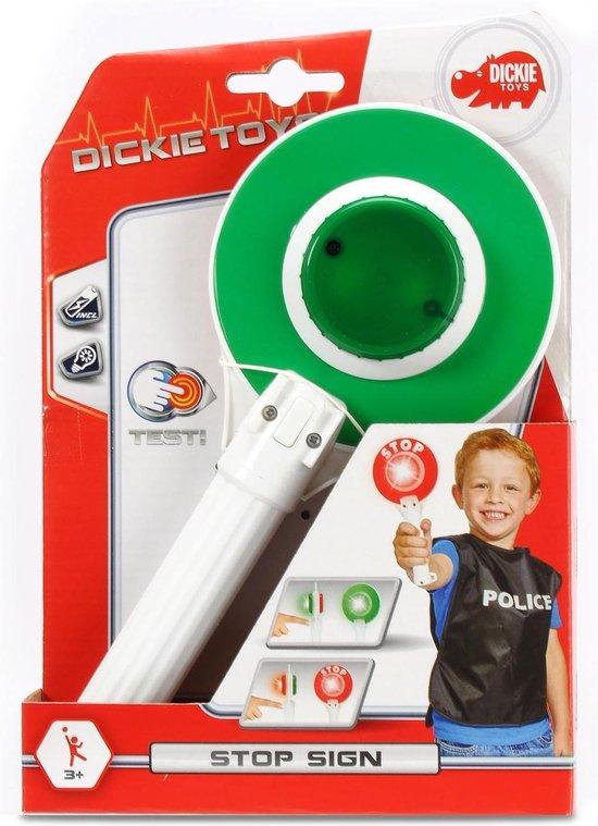 Thumbnail van een extra afbeelding van het spel spiegelei verkeersbord Merk: Dickie