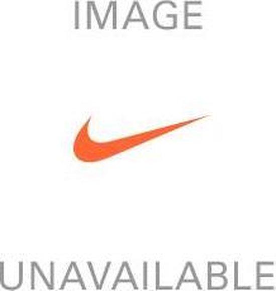 Nike Tempo Lx Short Pr Dames Sportbroek - Wit/Zwart/Zilver - Maat XS