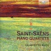 Saint-Saens: Piano Quartets