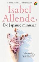 Boek cover De Japanse minnaar van Isabel Allende