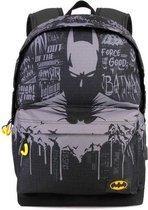 DC - Batman - Rugzak - Zwart - Hoogte 42cm