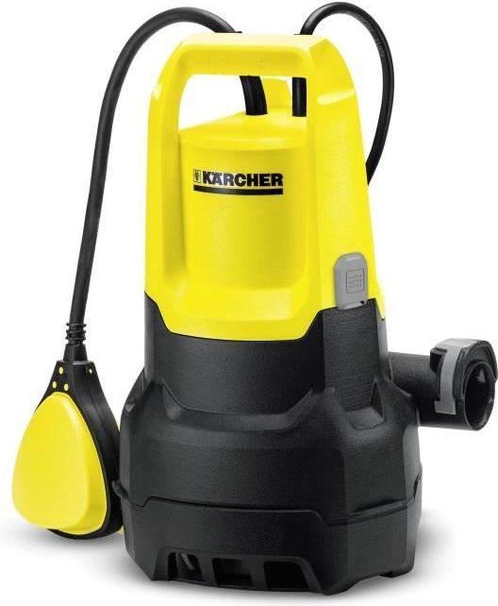K rcher SP 1 Dirt Dompelpomp - 5500 l/u - 250w