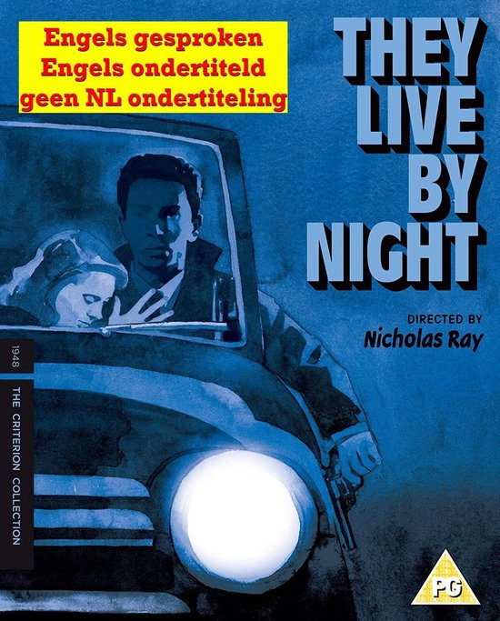 They Live By Night (1948) (CRITERION COLLECTION) [Blu-ray] [2020]