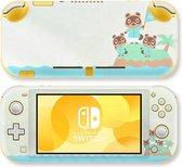 Nintendo Switch Lite Animal crossing  beschermsticker - sticker bundle - Hard Case - Controller Gear- controller sticker - Animal crossing sticker - Bescherming - Nintendo bescherming - Decal Skin Set - Controller Protectie  - Nintendo Switch Case