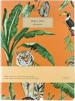 Afbeelding van &INK Schoolagenda 2020/2021 - Oranje