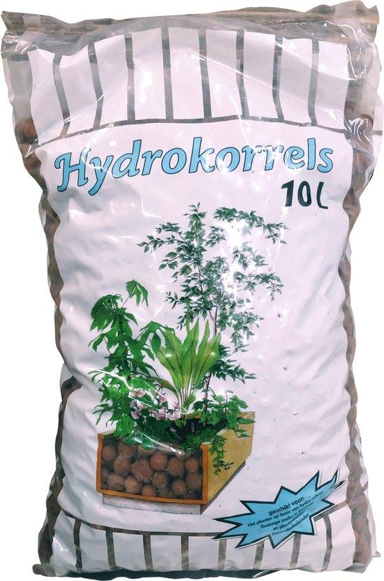 STRUCTURAL Hydrokorrels 10 Liter Ideaal Om De afwatering Voor planten Te Verbeteren Of Als Decoratie - 8/16mm