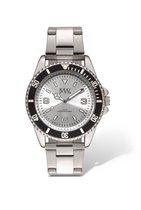 Horloge MW Sports Metal Black Silver