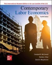 Boek cover ISE Contemporary Labor Economics van Campbell Mcconnell