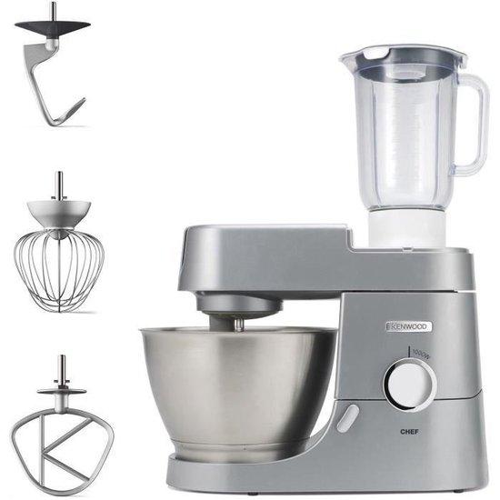 Kenwood Chef KVC3110S - Keukenmachine