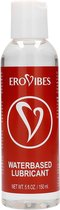 Erovibes - Glijmiddel Waterbasis - Glijmiddel Voor Vrouwen - 150 ml