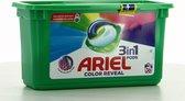 158 stuks- Ariel 3in1 Pods Kleur & Stijl wasmiddelcapsules -