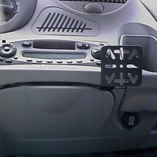 Houder - Dashmount Fiat Multipla 1999-2009