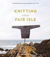 Knitting from Fair Isle