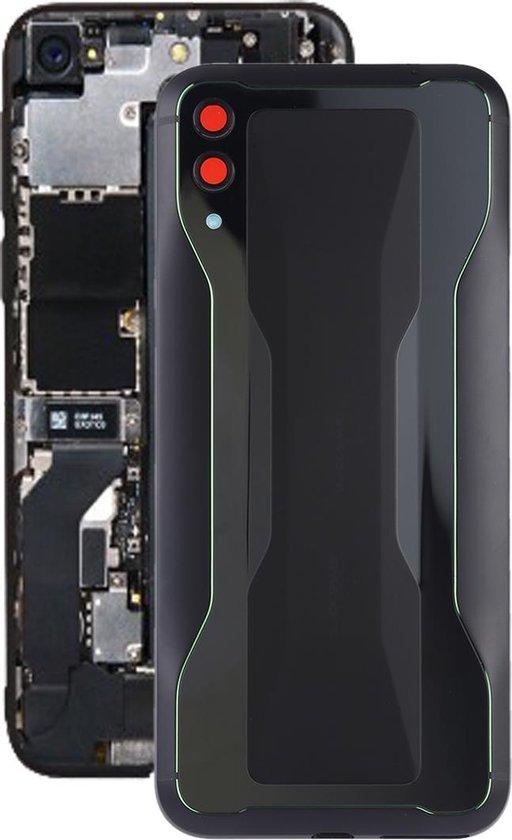 Let op type!! Batterij achtercover voor Xiaomi Black Shark 2 (zwart)