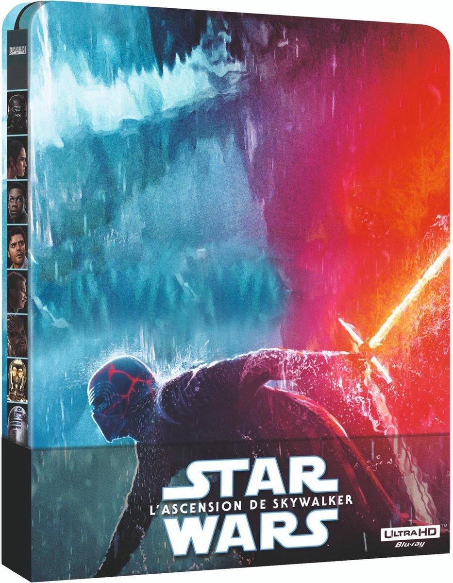 Star Wars: The Rise of Skywalker (Steelbook) (4K Ultra HD Blu-ray) (Franstalige Variant)-
