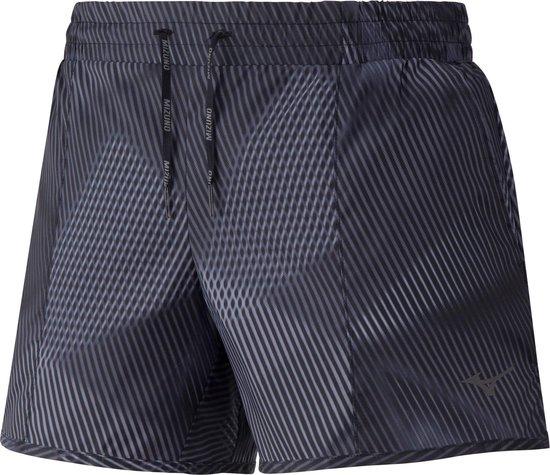 Mizuno Sportbroek - Maat L  - Mannen - zwart/grijs