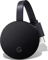Google Chromecast 2 Smart TV-dongle Full HD HDMI Zwart