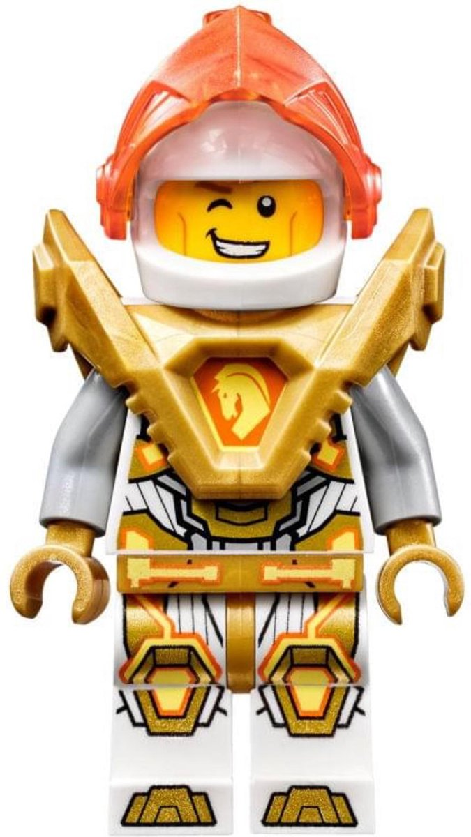 LEGO Nexo Knights Lance Minifiguur NEX141