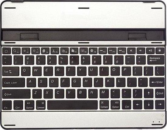 Grixx Universeel Bluetooth Toetsenbord Tablet Smartphone Draadloze Toetsenbord Bluetooth Keyboard Apple Android iPad toetsenbord iPad
