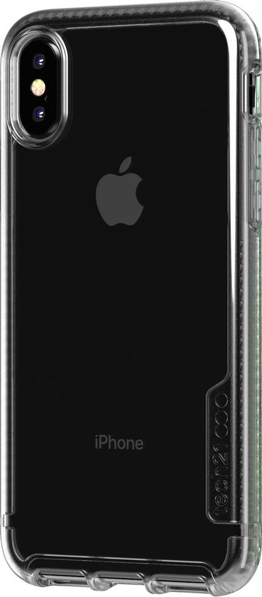 Tech21 Pure Clear backcover voor iPhone X/Xs - transparant - Tech21