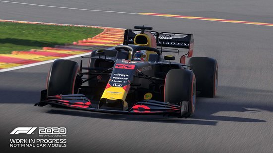 F1 2020 - F1 Seventy Edition - PS4 - Codemasters