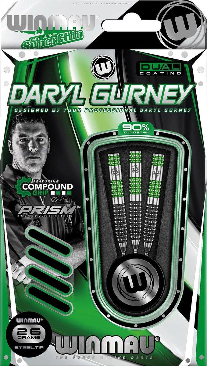 Winmau Daryl Gurney 90% Special Edition - 26 Gram