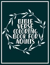 Bible Verse Coloring Book For Adults