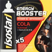 Isostar Energy Booster Energiegel - Cola - 100g