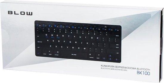 Draadloos toetsenbord - Klein - Zwart