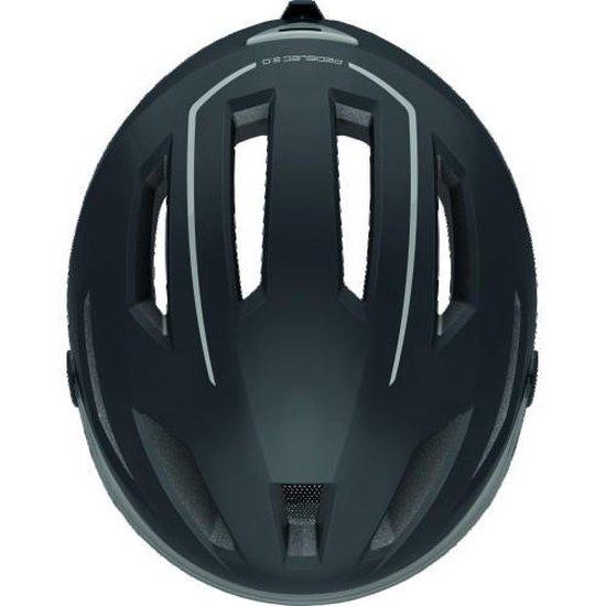 ABUS Pedelec 2.0 ACE Fietshelm, velvet black Hoofdomtrek L | 56-62cm