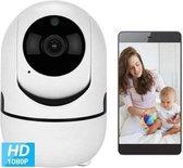 De Best Verkochte - Babyfoon Met Camera - Beweeg En Geluidsdetectie - Met App - Draadloos - WiFi - Smart Camera - Opslag In Cloud Of SD