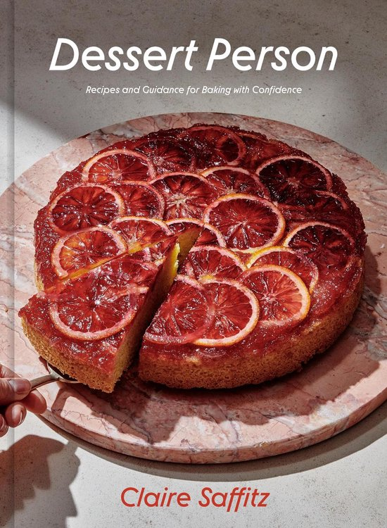 Boek cover Dessert Person van Claire Saffitz (Hardcover)