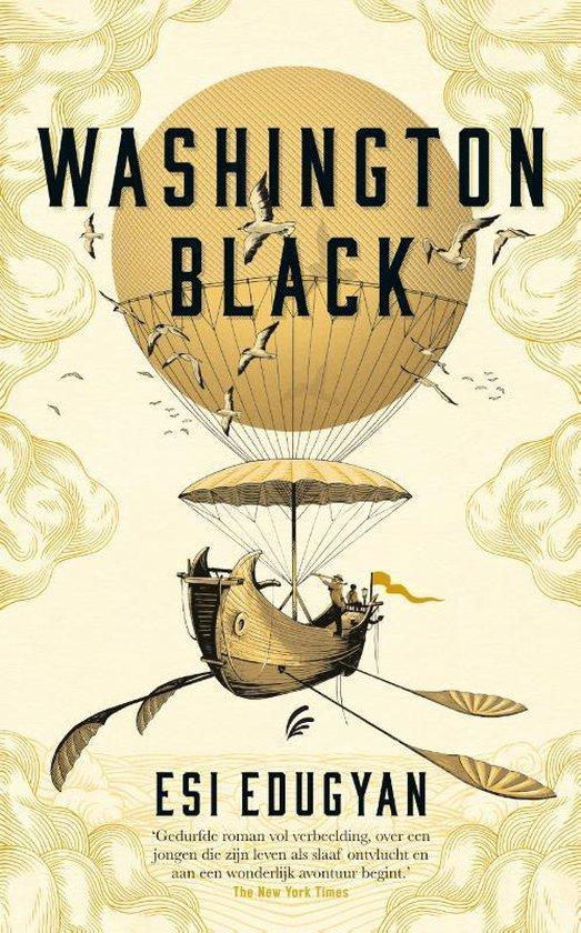 Washington Black - Esi Edugyan | Readingchampions.org.uk