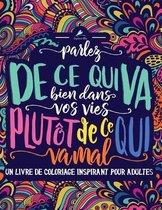 Un livre de coloriage inspirant pour adultes