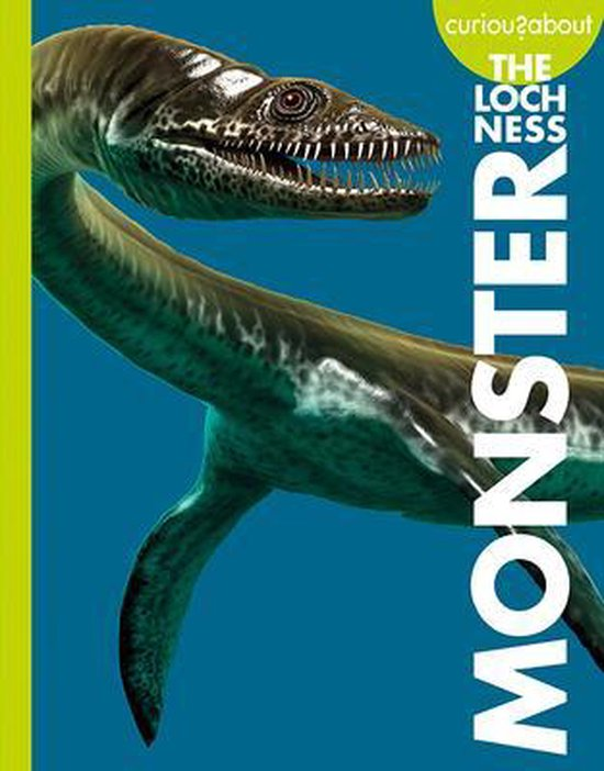 Boek cover Curious about the Loch Ness Monster van Gillia M Olson (Paperback)
