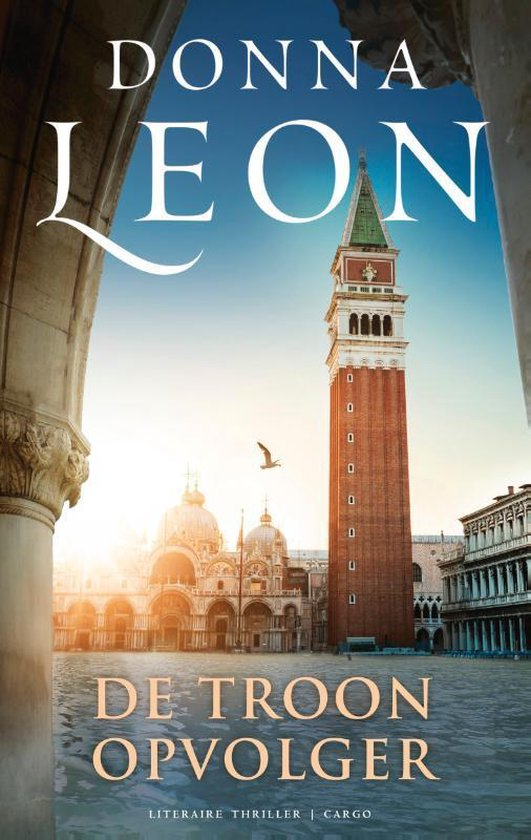 De troonopvolger - Donna Leon |