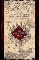 Harry Potter The Marauders map Maxi Poster