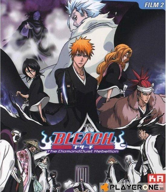 Cover van de film 'Bleach Movie 2: The DiamondDust Rebellion'