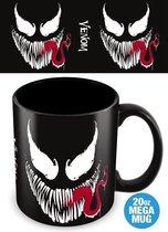 Venom - Face Coloured Mug