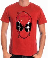 DEADPOOL - MARVEL T-Shirt Head (XXL)