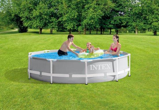 Intex PrismFrame Zwembad 305x76 cm