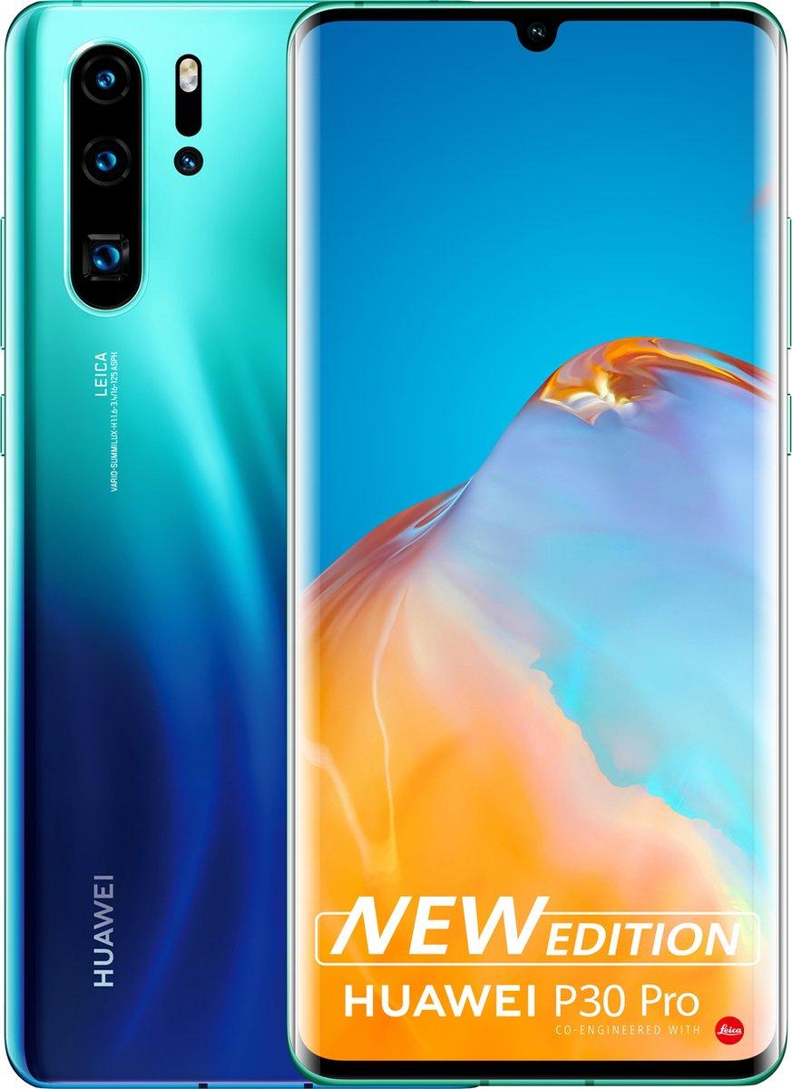 Huawei P30 Pro New Edition – 256GB – Blauw
