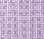 Buitentafelkleed, tuintafelkleed, tafelkleed lila 140x170cm