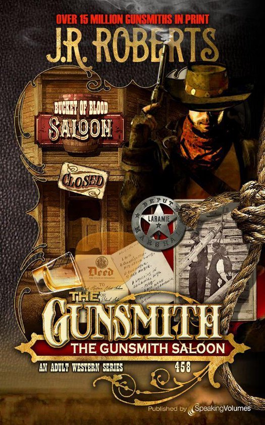 The Gunsmith Saloon