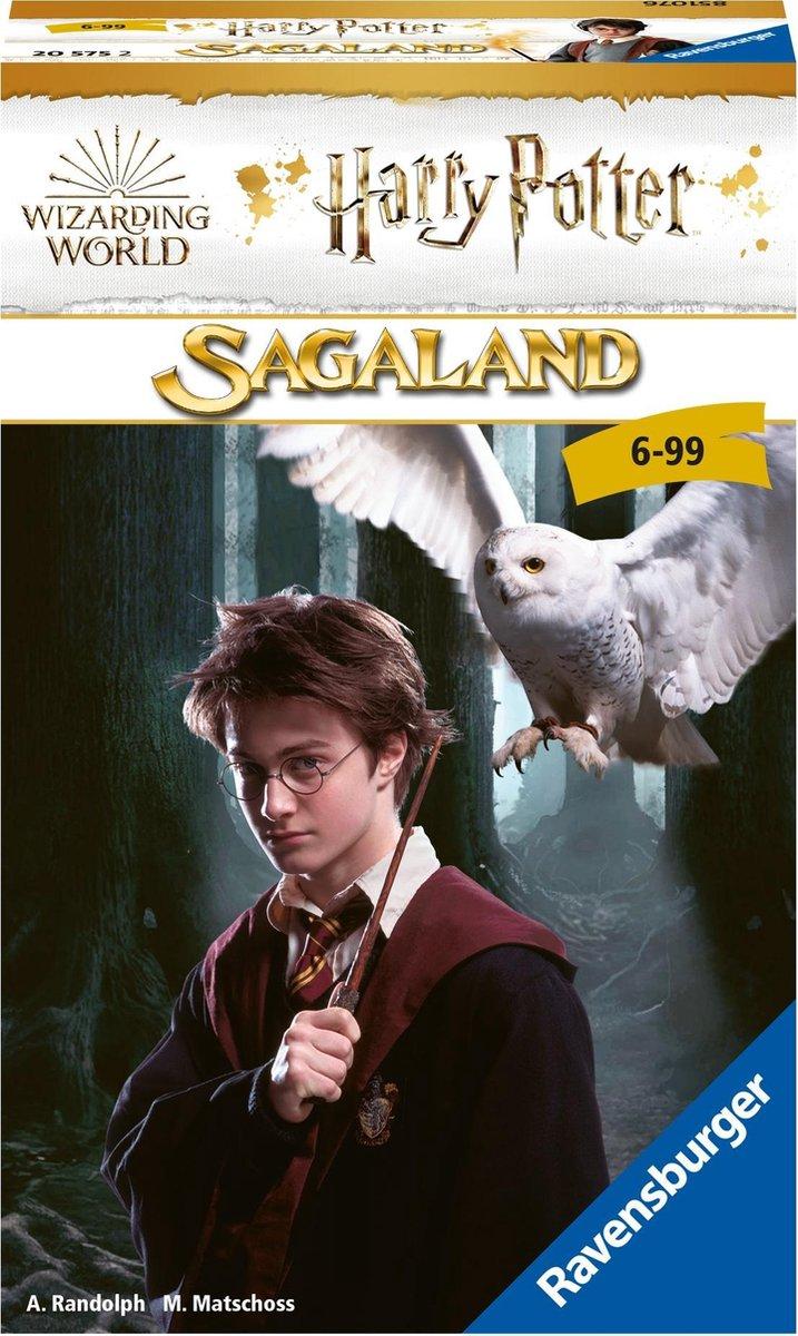 Ravensburger Harry Potter Sagaland - Bordspel